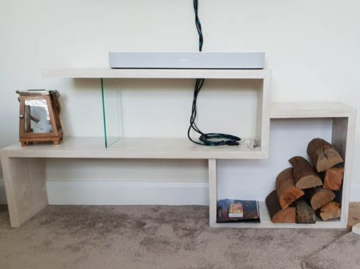 Bespoke TV unit