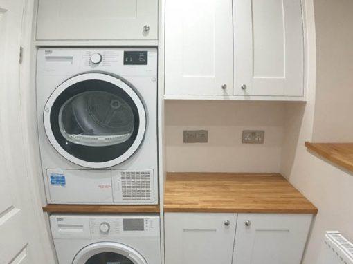 Utility Room Install
