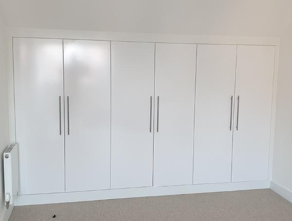 Eaves storage units